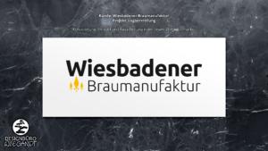 Logo Wiesbadener Braumanufaktur